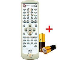 Пульт ДУ для DVD-проигрывателя ELENBERG R601E2