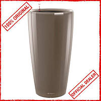 Умный вазон Lechuza Rondo 32 13 л коричневый 15784