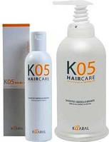 Kaaral Sebum Balancing Shampoo Шампунь для восстановления баланса секреции сальных желез, 250 мл