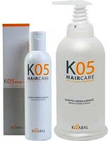 Kaaral Sebum Balancing Shampoo Шампунь для восстановления баланса секреции сальных желез, 1000 мл