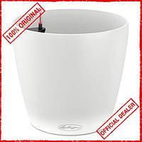 Умный вазон Lechuza Classico Color 28 9 л белый 13190