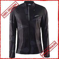 Ветровка мужская Craft Devotion Jacket черная 1903196-2091