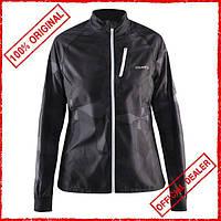 Куртка женская Craft Devotion Jacket черная 1903189-3091