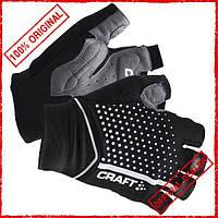 Перчатки мужские Craft Glow Glove черные 1904123-9999