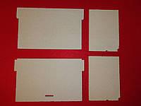 Изоляционные панели (набор) камеры сгорания котлов Ariston