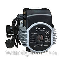 Насос KRAKOW UPS 32/80 180 мм циркуляционный (серый)
