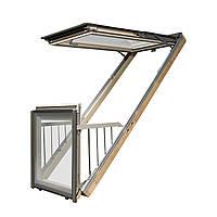 FAKRO Окно-балкон FAKRO FGH-V P2 Galeria 94х255 см