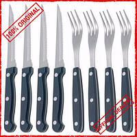 Набор ножей и вилок для стейков Kitchen Craft Deluxe  127266