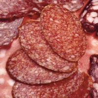 Сервелат пищевая добавка для варено-копченых колбас