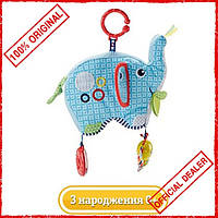 Мягкая игрушка-подвеска Fisher-Price Слоненок FDC58