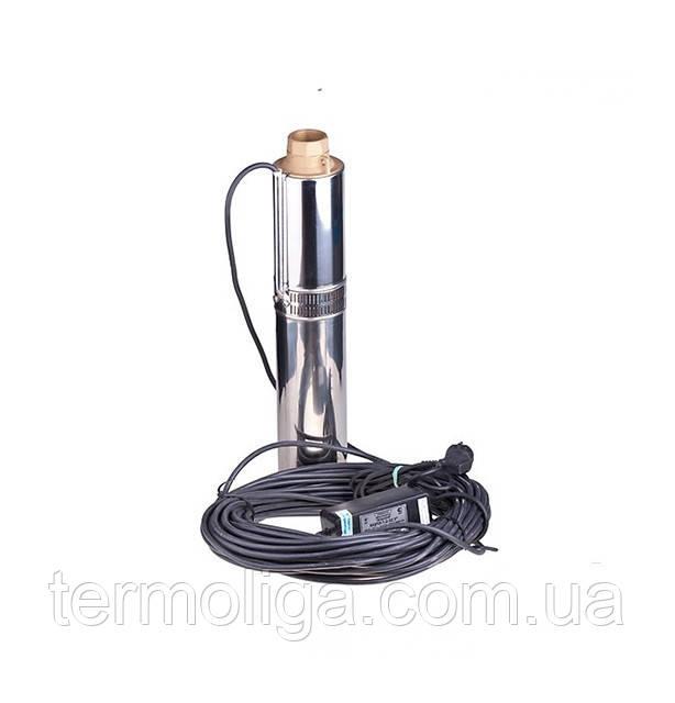 Насос Водолій БЦПЕ 0,32-80У (1290 вт, 50 л/хв, тиск 120 м)