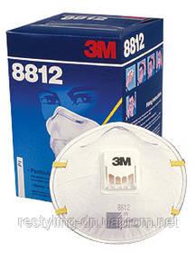 3M™ 8812 Респиратор с клапаном FFP1