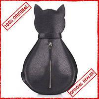 Рюкзак Poolparty Leather Cat