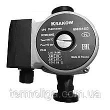 Насос KRAKOW UPS 25/60 180 мм циркуляционный (серый)