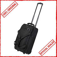Сумка дорожная Members Expandable Wheelbag Small Black 42л 922551