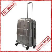Чемодан Epic Crate Reflex Charcoal Black М 924515
