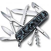 Швейцарский Нож Victorinox Huntsman Camouflage 1.3713.942 (2969759)