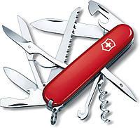 Швейцарский Нож Victorinox Huntsman Plus 1.3715 Red (816778)