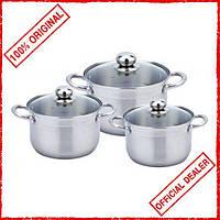 Набор посуды Con Brio 6 пр 1142-CB