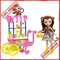 "Кукла Enchantimals ""Хобби на колесах "" FJH11-1"