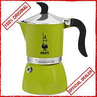 Гейзерная кофеварка Bialetti Fiammetta на 3 чашки 0004792