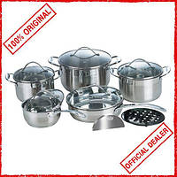 Набор посуды Krauff 12 пр. 26-157-022