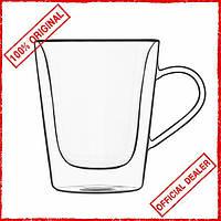 Набор чашек с двойными стенками Luigi Bormioli Duos 120мл 2 шт. 08881/04