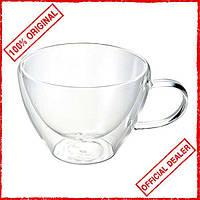 Набор чашек с двойными стенками Luigi Bormioli Duos 385мл 2 шт. 08879/04