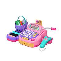 Игровой набор Кассовый аппарат Keenway 30241-2 Розовый (int_30241-2)