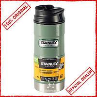 Термокружка Stanley Classic Mug зеленая 0,35л 6939236319201
