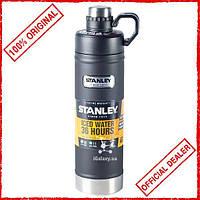 Термобутылка Stanley Classic 0,75л черная 6939236337922