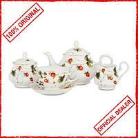 Чайный сервиз Lefard Лесная ягода на 6 персон 943-004