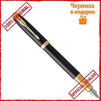 Перьевая ручка Parker IM 17 Premium Black GT F 24 011