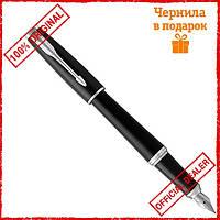 Перьевая ручка Parker URBAN 17 Muted Black CT F 30 111
