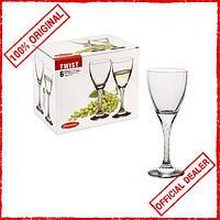 Набор бокалов для красного вина 220 мл Pasabahce Twist 44372