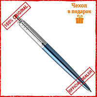 Шариковая ручка Parker JOTTER 17 Waterloo Blue CT 16 832