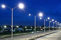 Организация уличного электроосвещения
