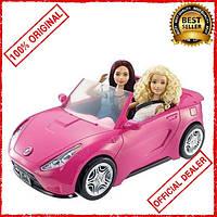 Розовый кабриолет Barbie DVX59