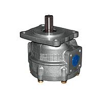 Гидромотор шестеренный ГМШ 32-3Ллевого вращения круглый