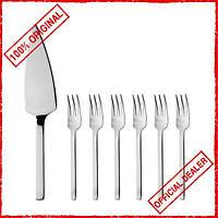 Набор столовых приборов для десерта Berghoff Essence 7 пр 8500220