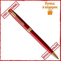 Шариковая ручка Parker SONNET 17 Red Lacquer GT 86 232