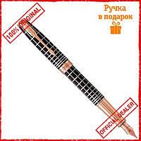 Перьевая ручка Parker SONNET 17 Brown Rubber PGT 87 511