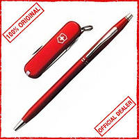 Набор Victorinox (нож 0.6223 + шариковая ручка) 4.4401
