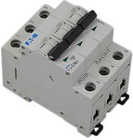 Автоматический выключатель Eaton-Moeller PL4-C 3P 16A