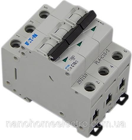 Автоматический выключатель Eaton-Moeller PL4-C 3P 16A  - NanohomeElectro в Днепре