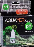 Тест для измерения рН воды AQUAYER тест рН