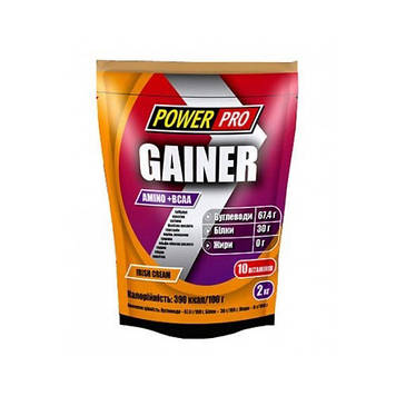 Гейнер Gainer (2 kg) Power Pro