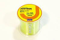 Лескa Daiwa Justron Turiou DPLS 0.40 мм флуоресцентная, намотка 500м, фото 1