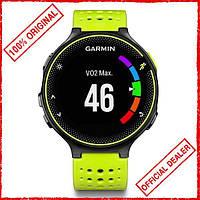 Беговые часы Garmin Forerunner 230 GPS EU Yellow   Black 010-03717-52