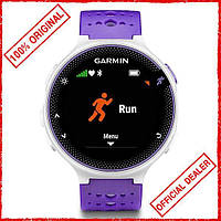 Беговые часы Garmin Forerunner 230 GPS EU Purple   White 010-03717-45